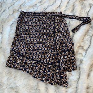 Faith and Joy wrap skirt
